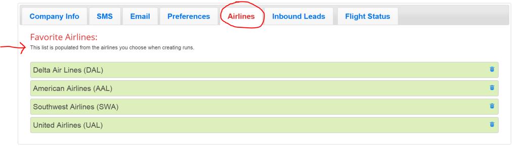 airportlist
