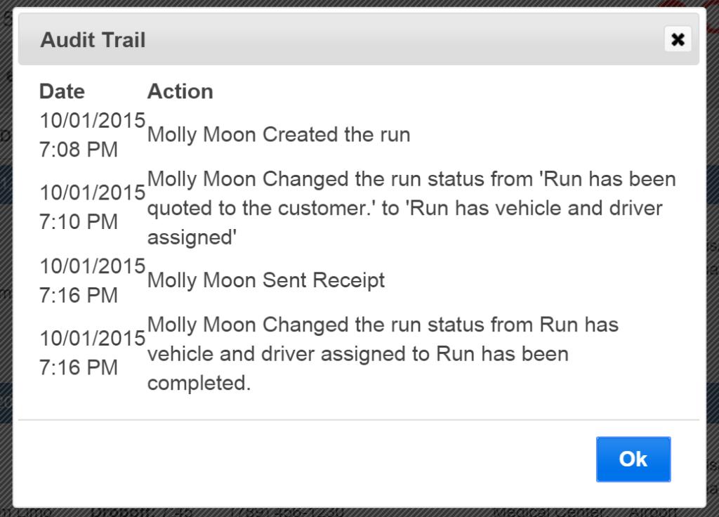 audit trail 3